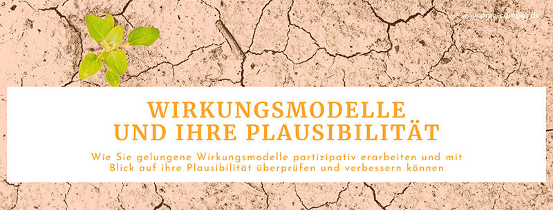 """Kurs zum Thema """"Wirkungsmodelle und ihre Plausibilität"""""""