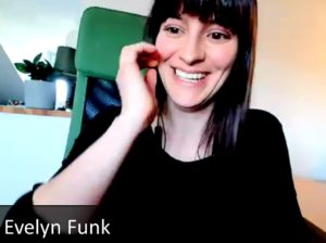 Interview Evelyn Funk PME-Campus